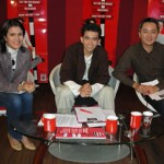 Irfan Khairi in Kick-Start reality TV!