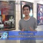 Irfan Khairi – Motivasi di TV…