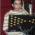 Rakaman album di KRU Music Group