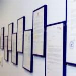 Sijil-sijil di dinding – pembakar semangat