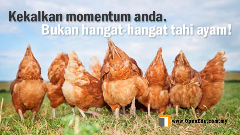 Hangat Hangat Tahi Ayam Cara Mengelaknya Irfankhairi Com