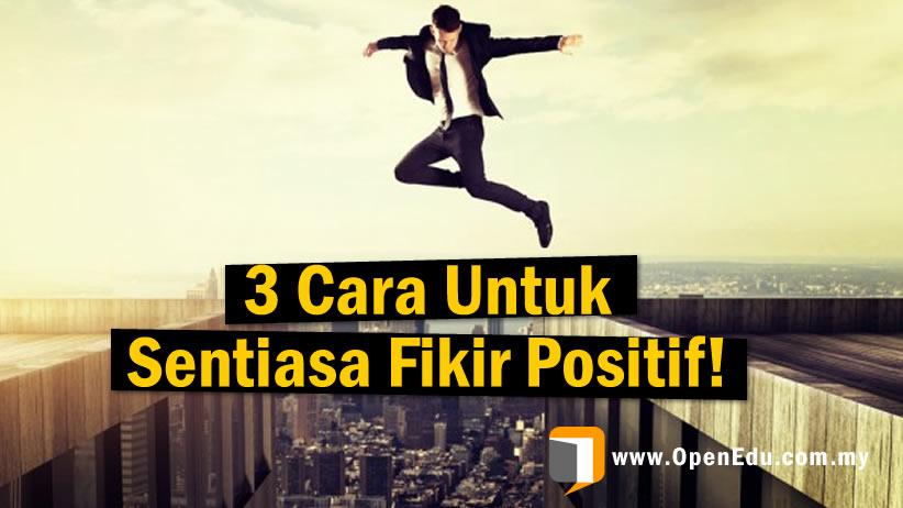 fikir positif
