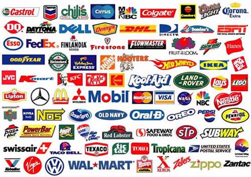 Simbol Yang Kecil Diberi Nama Logo Boleh Memberi Impak Besar Pada Perniagaan Lihat Sahaja Jenama Terkenal Di Dunia Semuanya Mempunyai