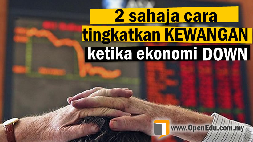 cara tingkat kewangan