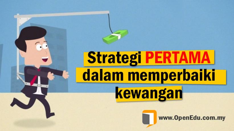 strategi kewangan